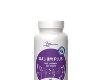 Alpha Plus Kalium Plus, 90 tabletter