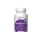 Alpha Plus Mangan Plus, 90 tabletter