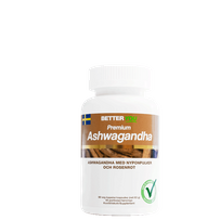 Better You Premium Ashwagandha, 90 kaps